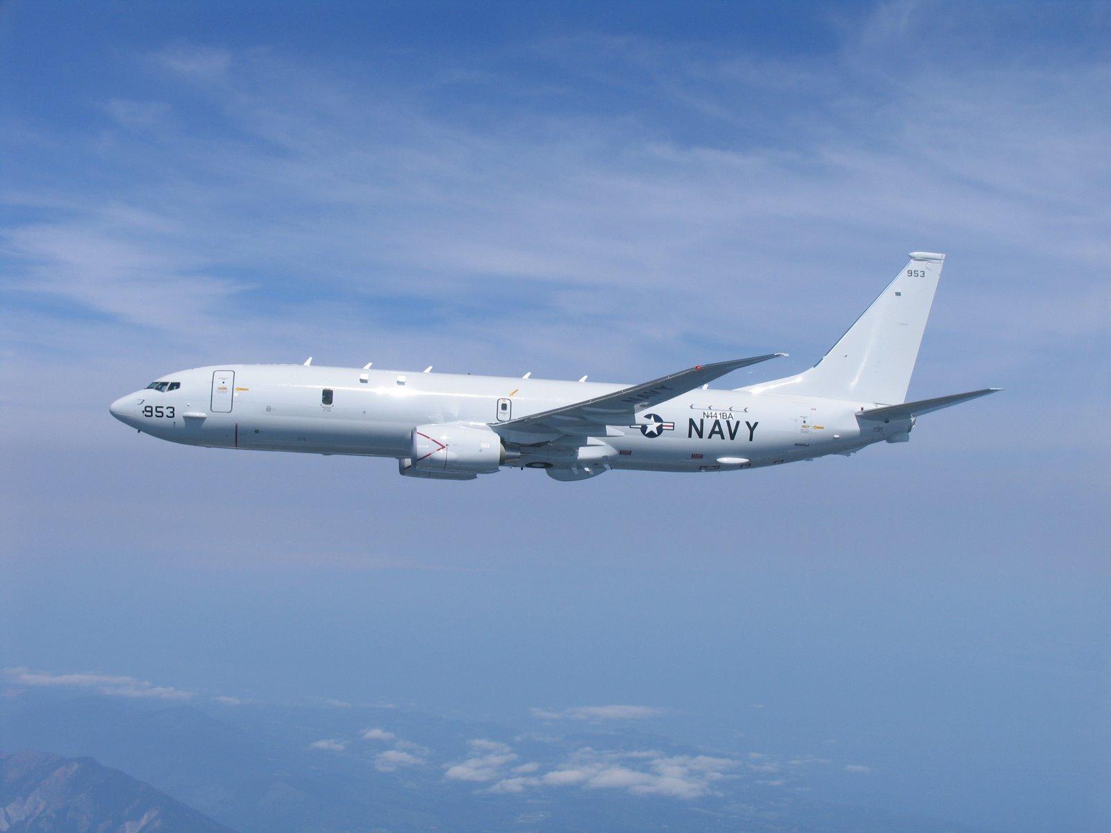 Патрульный самолёт P-8A Poseidon http://www.vp4association.com/aircraft-information-2/boeing-p-8-poseidon/ - США и Австралия разделят вторую поставку самолётов P-8A Poseidon | Военно-исторический портал Warspot.ru